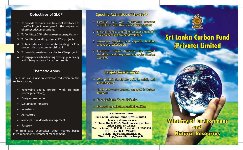 Climate Change Secretariat Sri Lanka